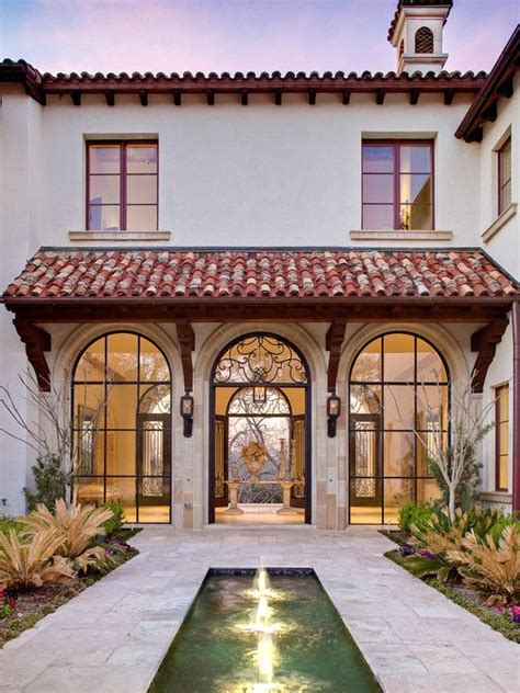 cool    california style  spanish colonial