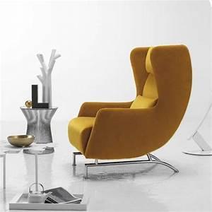Fauteuil Relax Design Contemporain : fauteuil contemporain excentrique et fonctionnel ~ Teatrodelosmanantiales.com Idées de Décoration