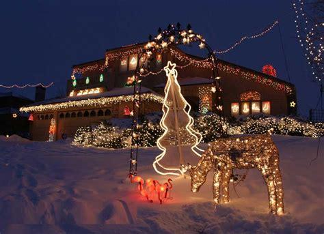 exterior christmas decorating ideas inspirationseekcom