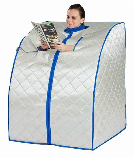 top 5 best portable saunas reviews of 2021 healthier land