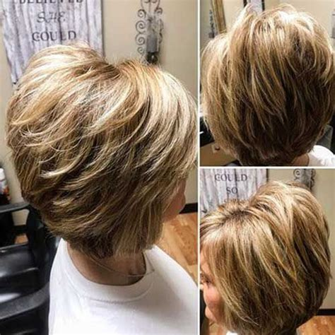 20 Latest Graduated Bob Haircuts in 2020 Short hair with