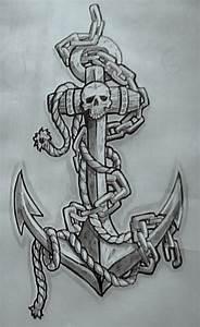 Navy Anchor Tattoos Anchor Tattoo Designs | Arts ...