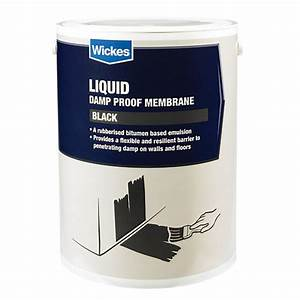 wickes bitumen damp proof membrane liquid 5l wickescouk With wickes floor paint