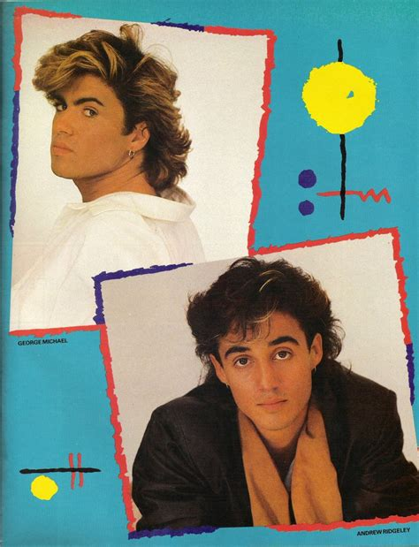 wham poster 80s actual wham last christmas i gave you my heart