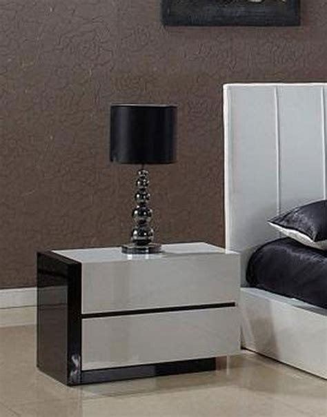 Contemporary White Nightstands by 8 Modern Nightstands For Your Bedroom Furniture