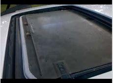 BMW Sunroof Repairwmv YouTube