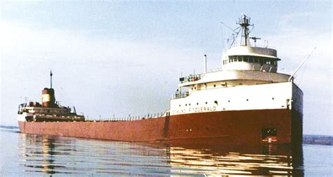 edmund fitzgerald sank 38 years ago today with two