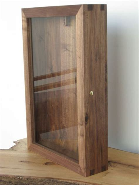 Walnut Shadow Box Commission   Full Circle School of