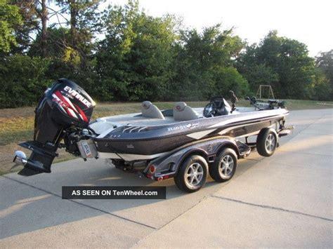 Ranger Bass Boat Z521 by 2011 Ranger Z521