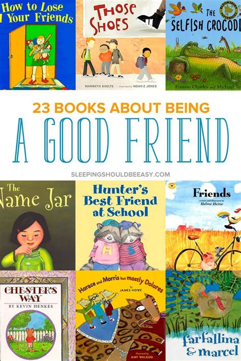 childrens books    good friend preschool