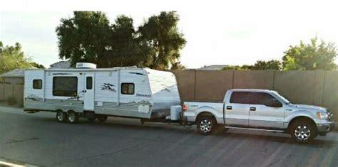 travel trailer  max weight   lbs