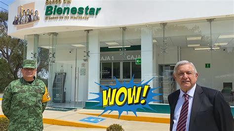 Banco del Bienestar comenzará a operar con mil sucursales ...