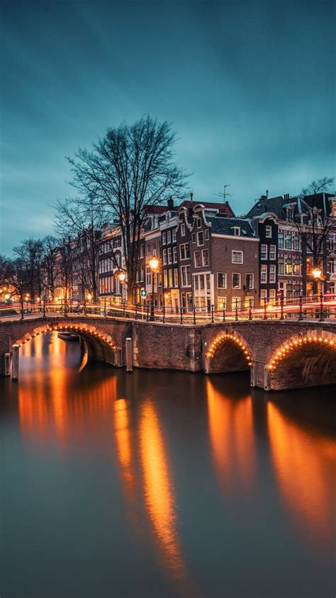 Amsterdam 2 Wallpaper For Iphone X 8 7 6 Free