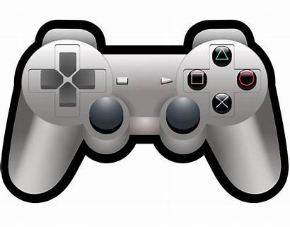 Controller Clipart Transparent Gaming Clip Animated Border