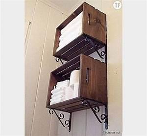 10 idées déco originales pour recycler une vieille caisse en bois Terrafemina