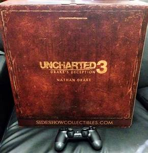 Sony teases Uncharted 3 for PS4