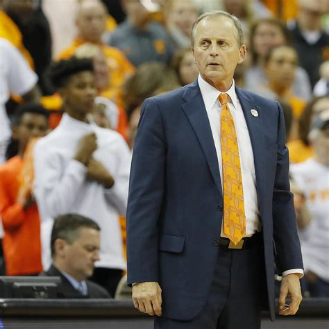 Rick Barns by Rick Barnes Reportedly Will Remain With Tennessee Rejects