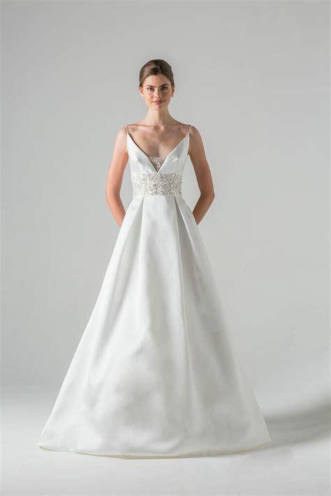 wedding dresses  anne barge  spring
