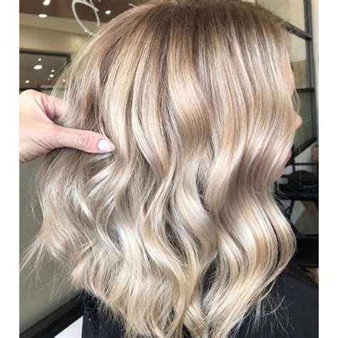 champagne   latest color hair  crazy