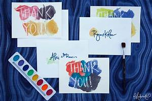 Kid Card Maker Making Kid 39 S Thank You Notes The Makerista