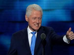 Bill Clinton portrays Hillary as 'change-maker' in speech ...