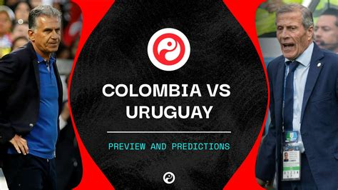 Colombia vs Uruguay live stream: How to watch World Cup ...