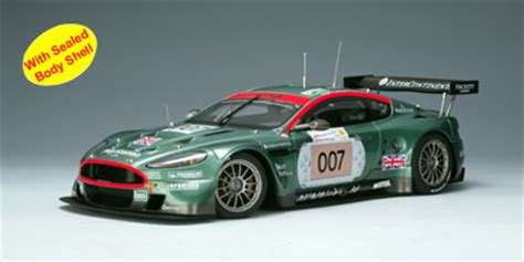 Autoart 2006 Aston Martin Dbr9 #007 (80606) In 118 Scale