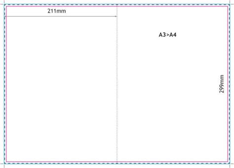 A4 Trifold To Dl Brochure Template Allprinting Brisbane 001fb 4ppa4 150gsm A3 To A4 Folded Brochures Page