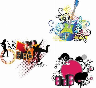 Transparent Clipart Note Dance Clip Musical Elements