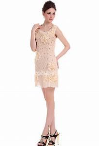 Robe Boheme Courte : adelia robe de soir e courte fleure stretch 8107 ~ Melissatoandfro.com Idées de Décoration