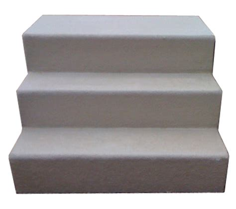 wooden concrete fiberglass steps  mobile homes pre