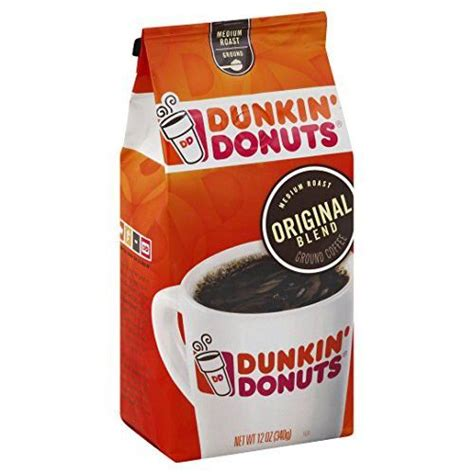 There really isn't a high demand for decaffeinated iced coffee. Dunkin' Donuts Coffee, Original Blend, 12 Ounce | Dunkin donuts, French vanilla, Dunkin donuts ...