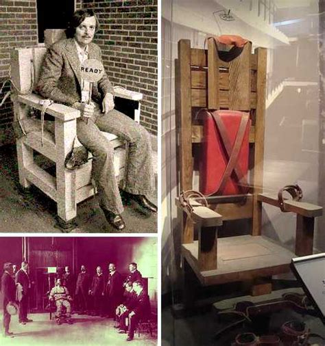 Electric Chair Executions Illinois by Sparky The Shocking History Of The Electric Chair