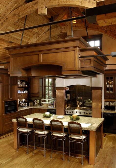 Small Country Kitchen Decorating Ideas - rustic kitchens design ideas tips inspiration