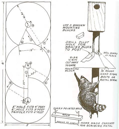 dyi squirrel baffle conical baffle instructions craft ideas pinterest squirrel baffle