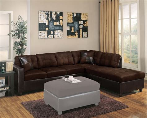 reversible sectional sofa chaise milano chocolate reversible sectional sofa with chaise