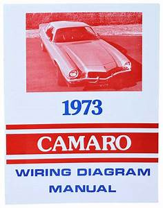 Wiring Diagram For 1973 Camaro Z28