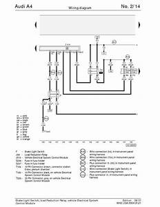 Audi A4 Wiring Diagram 2008