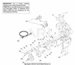Mtd 31ae665f118  2004  Parts Diagram For Drive  U0026 Engine