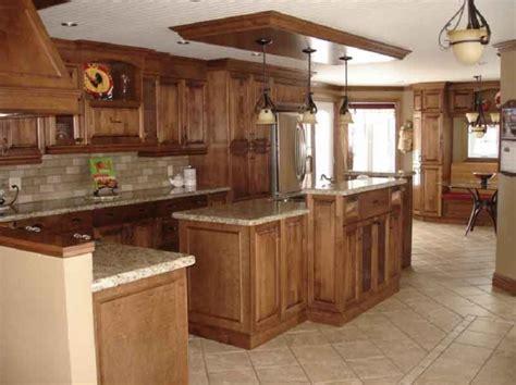 armoire de cuisine en pin cuisines harmonie du bois inc déléage qc 97a ch ste