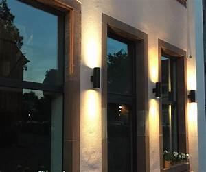 Éclairage Façade Maison : clairage fa ade maison ventana blog ~ Melissatoandfro.com Idées de Décoration