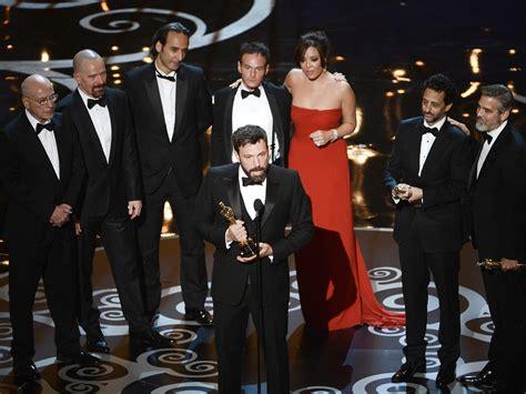 Best Oscar 2013 by Oscars 2013 Quot Argo Quot Wins Best Picture Cbs News