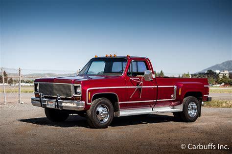 Chevrolet Silverado Camper Special