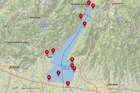 stay  lake garda  towns hotels
