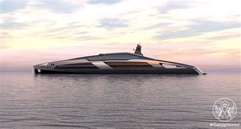 aqueous meter superyacht concept illumination luxury