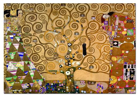 gustav klimt l arbre de vie