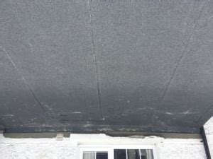 asbestos roof replacement flat roof torch  felt