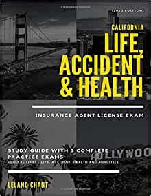 Read about why you need health insurance. (2020 Edition) California Life, Accident & Health Insurance Agent License Exam Study Guide with ...