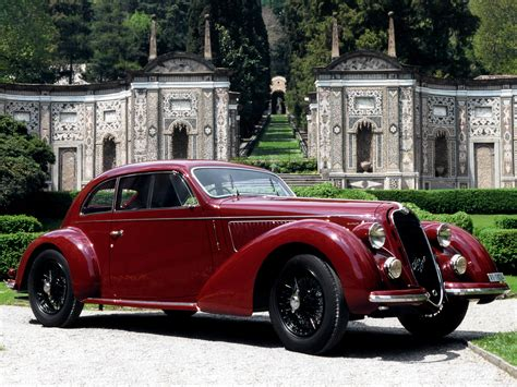 Alfa Romeo 6c 2300b Mille Miglia Wallpapers  Cool Cars