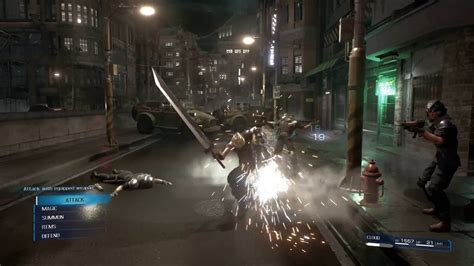 final fantasy  remake playstation experience  trailer